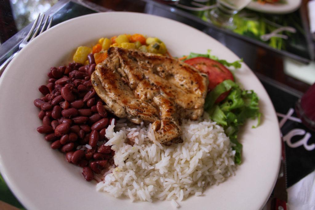 El Casado : plat typique du Costa Rica
