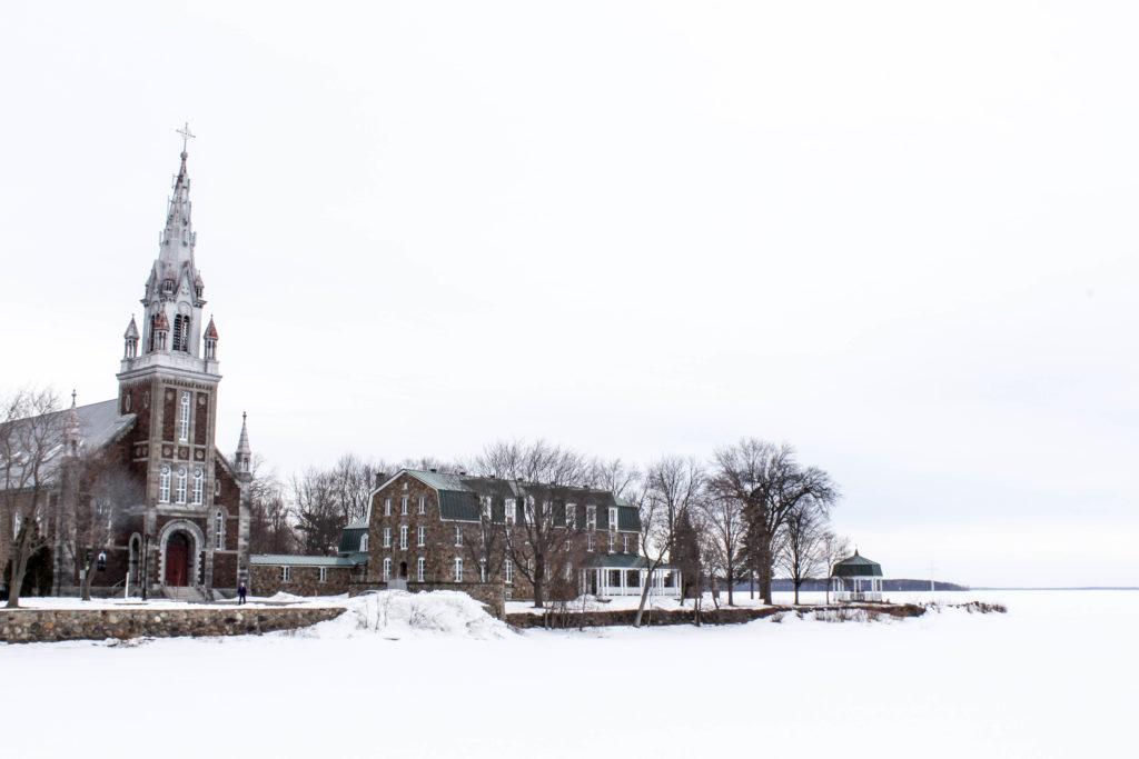 Eglise de l'Annonciation à Oka