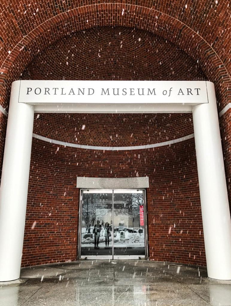 Week-end à Portland, Maine
