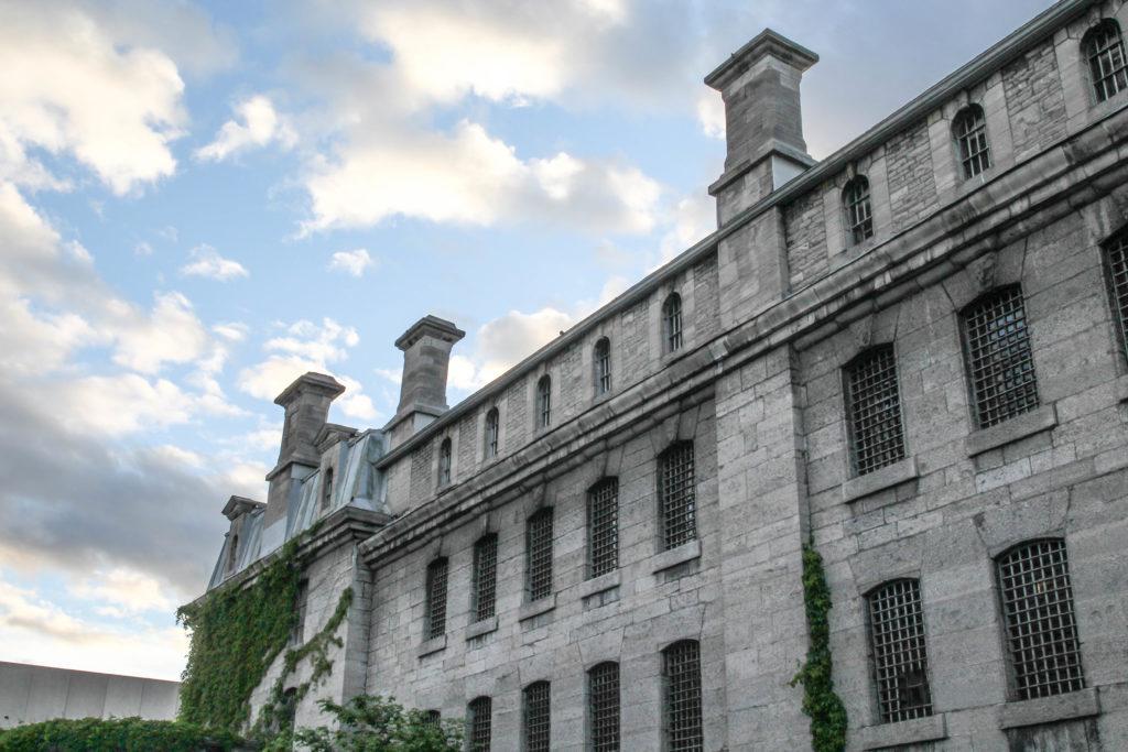 L'ancienne prison du comté de Carleton
