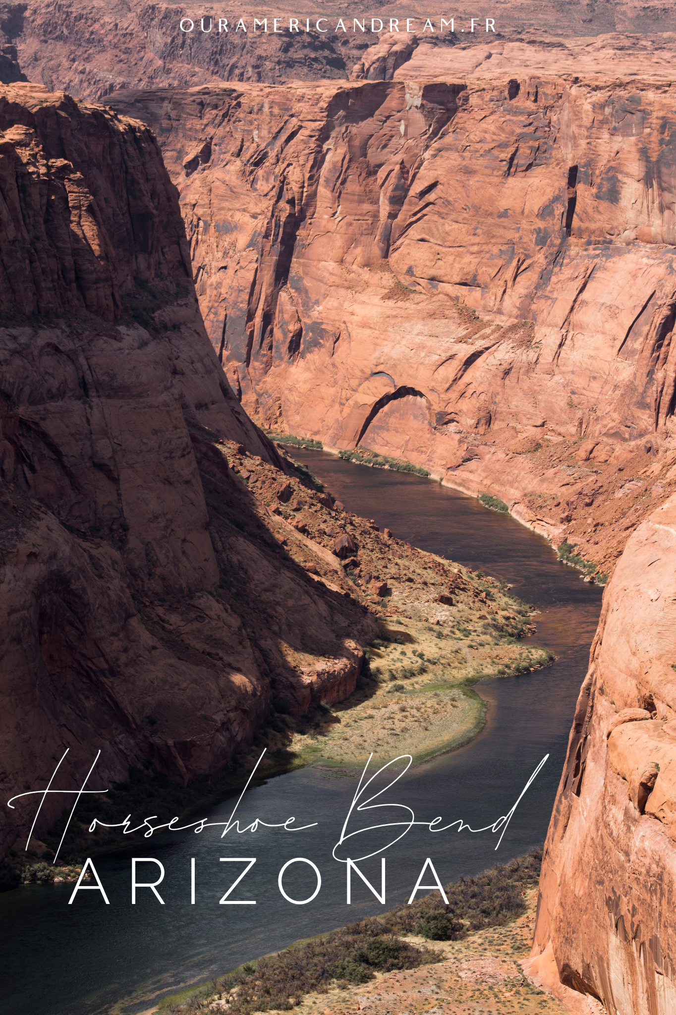 Lac Powell, Antelope Canyon, Horseshoe Bend