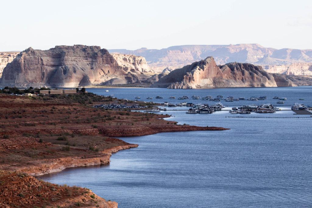 Lac Powell, Antelope Canyon & Horseshoe Bend