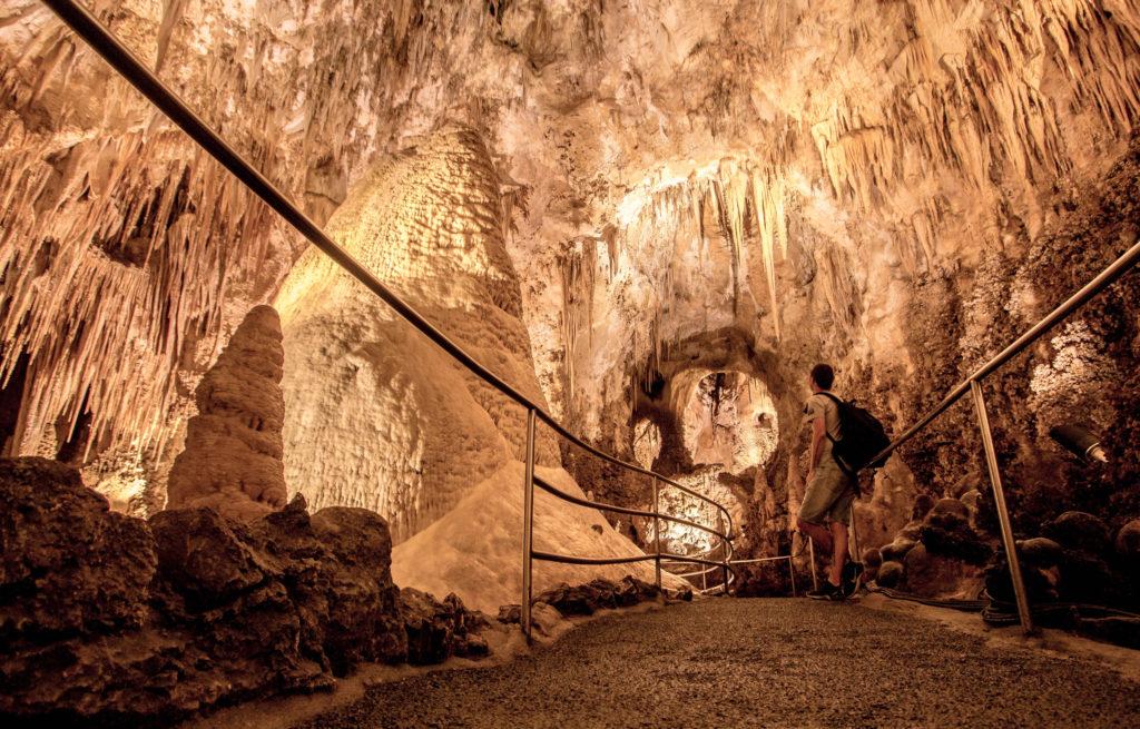 Carlsbad Caverns National Park, Nouveau-Mexique