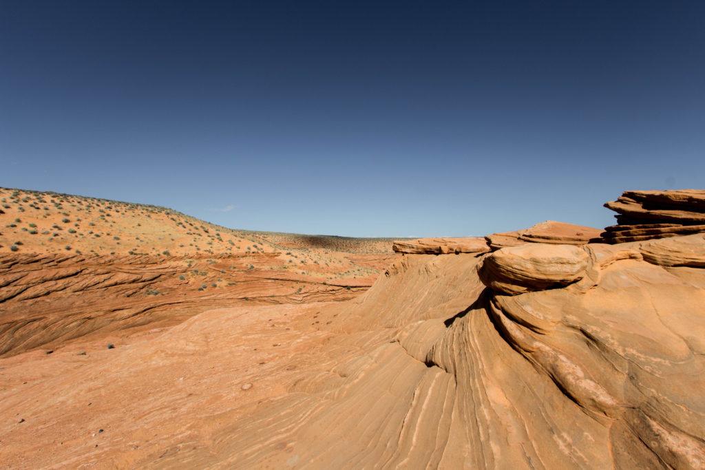 Itinéraire de notre road trip entre le Texas, le Nouveau-Mexique et l'Arizona