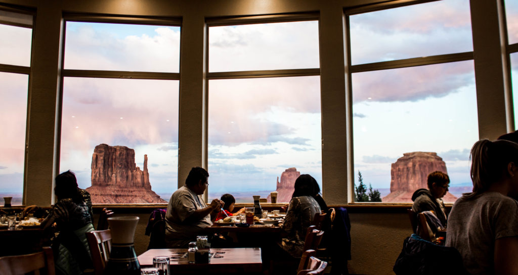 The View Restaurant - Monument Valley