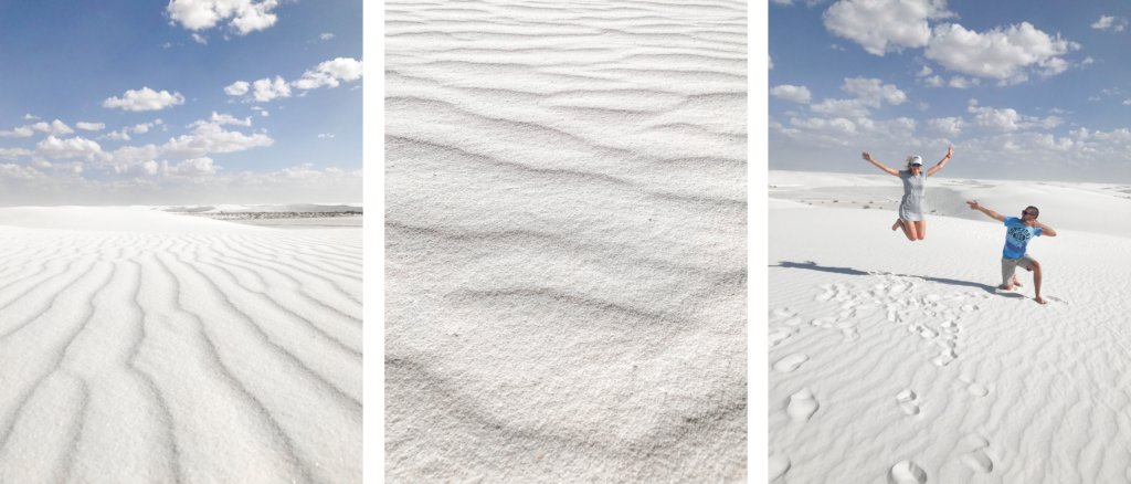White Sands National Monument, Nouveau-Mexique