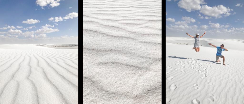 White Sands National Monument, Nouveau-Mexique