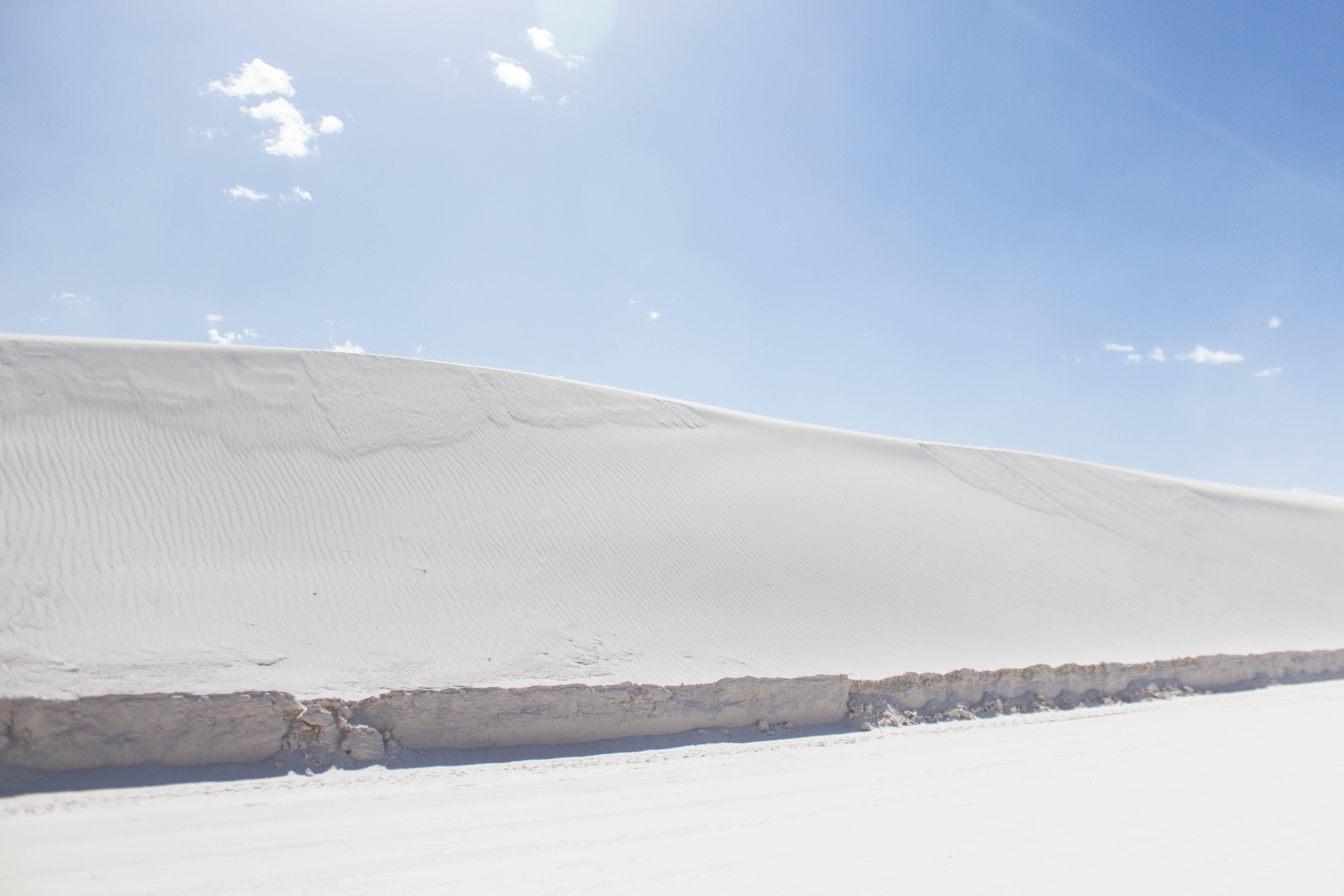 White Sands Dunes Drive