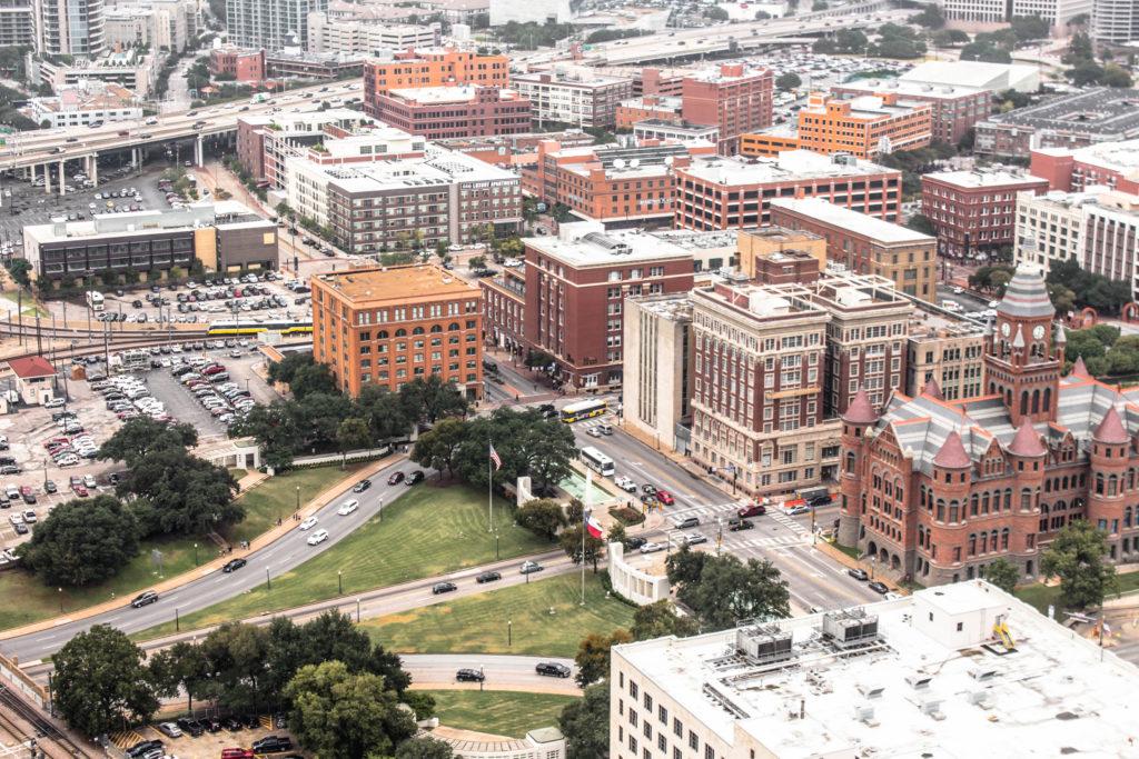 Dealey Plaza, Dallas