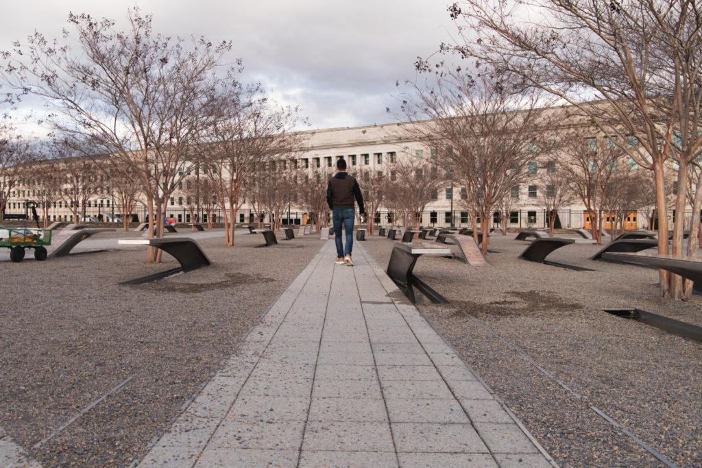 Que faire à Washington ? - Memorial du Pentagone