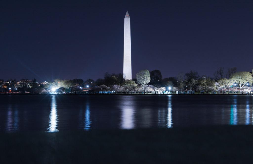 Washington de nuit