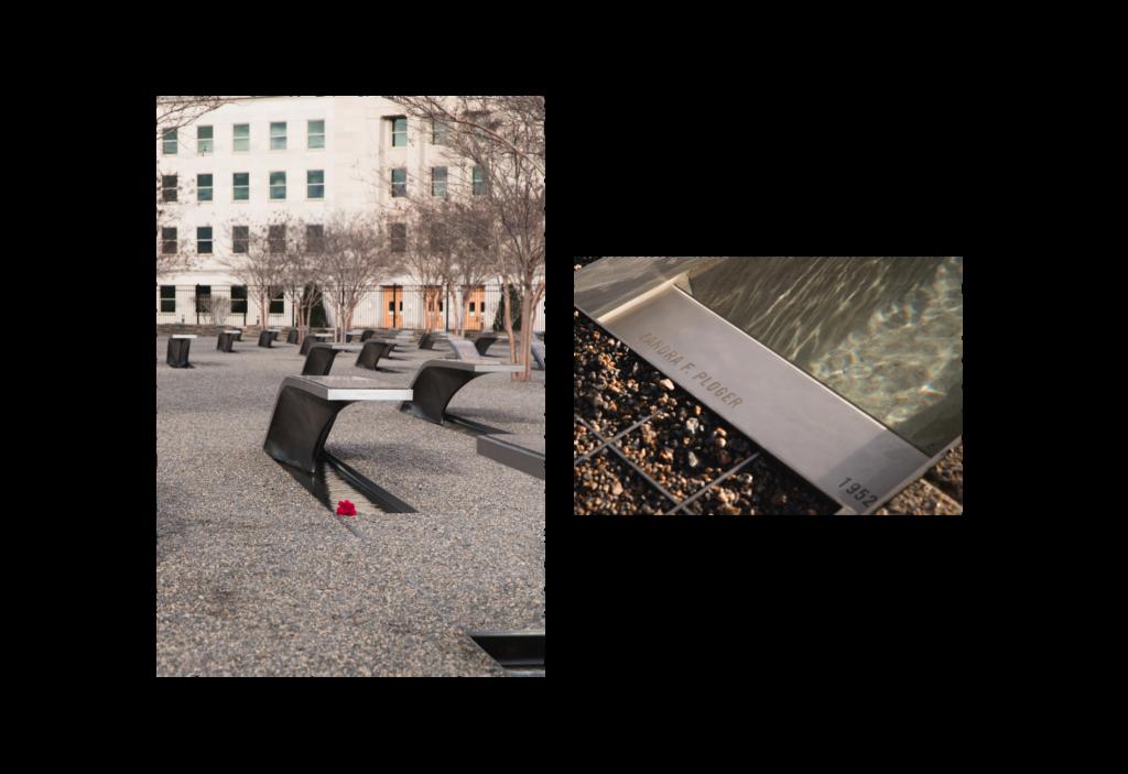 Que faire à Washington ? - Mémorial du Pentagone