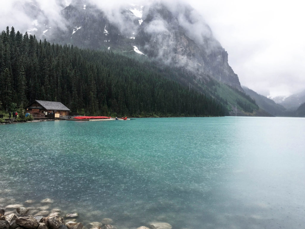PVT Canada | Bilan - Lac Louise, Banff