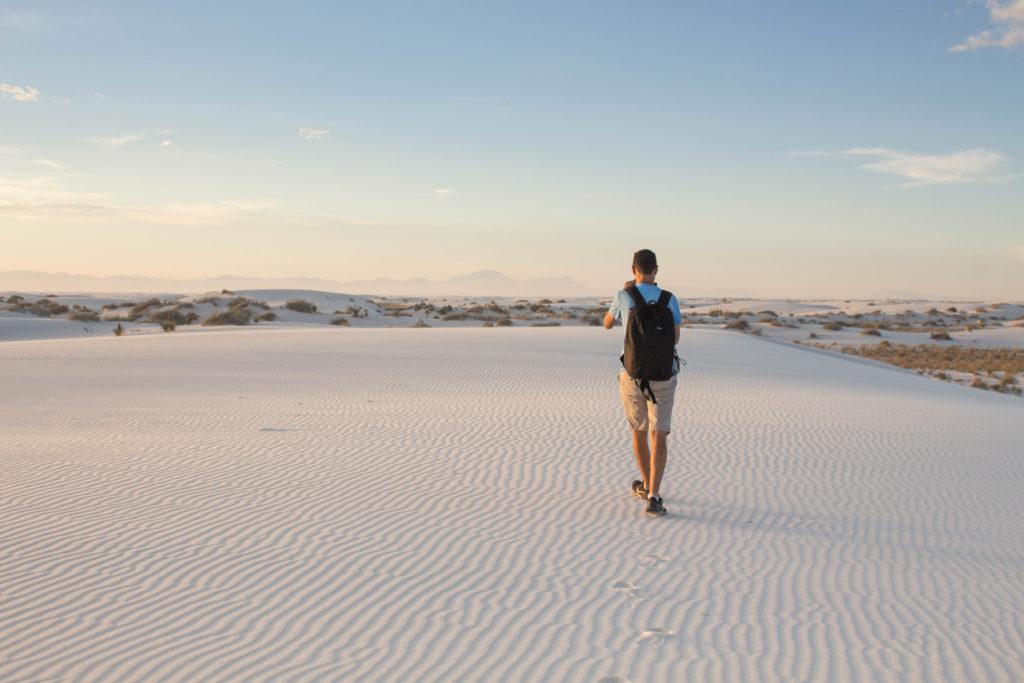 PVT Canada | Bilan - White Sands