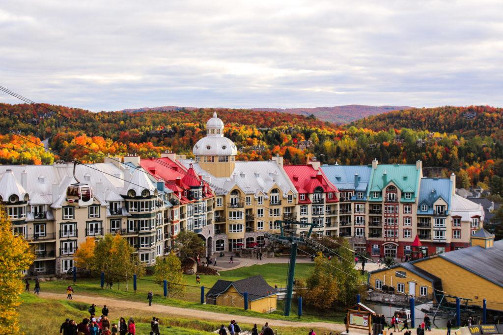 PVT Canada | Bilan - Mont Tremblant