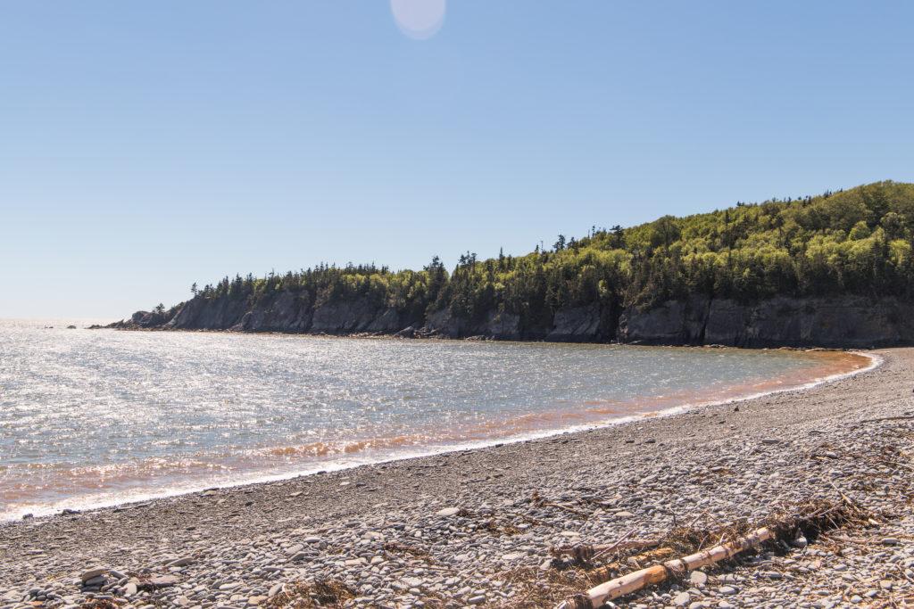Road trip au Nouveau-Brunswick | Cap Enragé