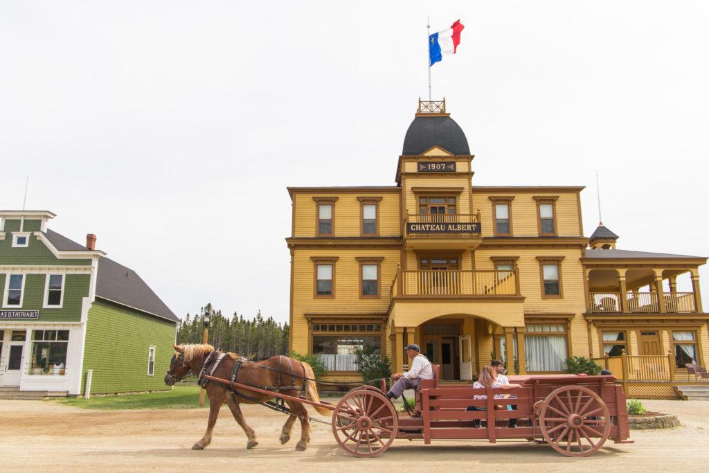 Road trip au Nouveau-Brunswick | Village Acadien