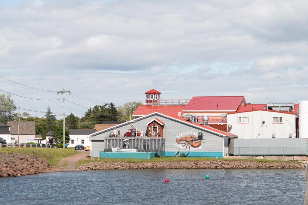 Road trip au Nouveau-Brunswick | Shediac
