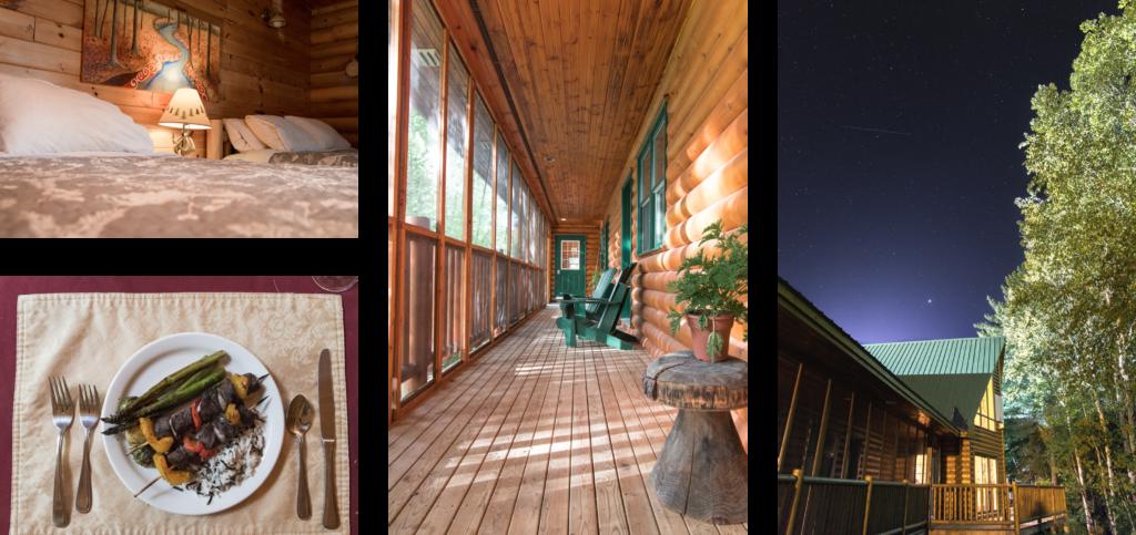 Road trip au Nouveau-Brunswick | Miramichi, Metepenagiag Lodge