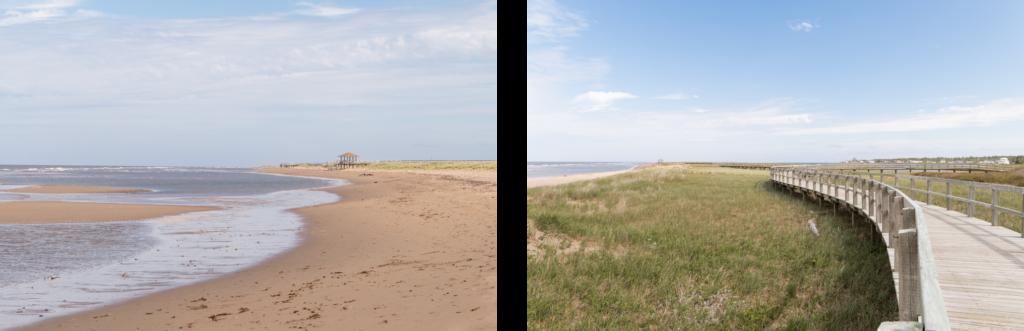 Road trip au Nouveau-Brunswick | Dune de Bouctouche