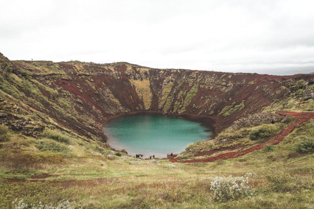 Islande | Le Cercle d'Or et les merveilles du sud - Kerið