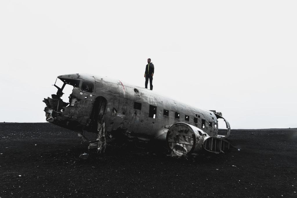 Islande | Le Cercle d'Or et les merveilles du sud - Épave du DC-3