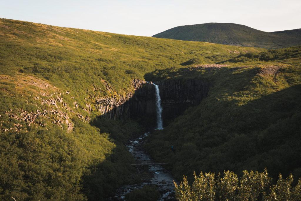 Islande | Le Cercle d'Or et les merveilles du sud - Svartifoss
