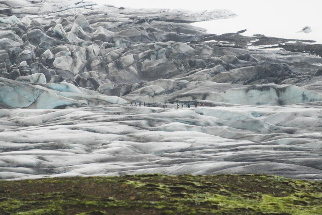 Islande | Le Cercle d'Or et les merveilles du sud - Skaftafellsjökull, boucle du Skaftafellsheiði