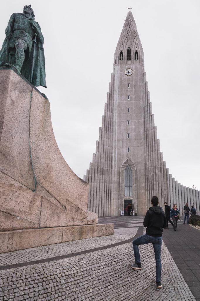 Islande | Le Cercle d'Or et les merveilles du sud - Hallgrímskirkja
