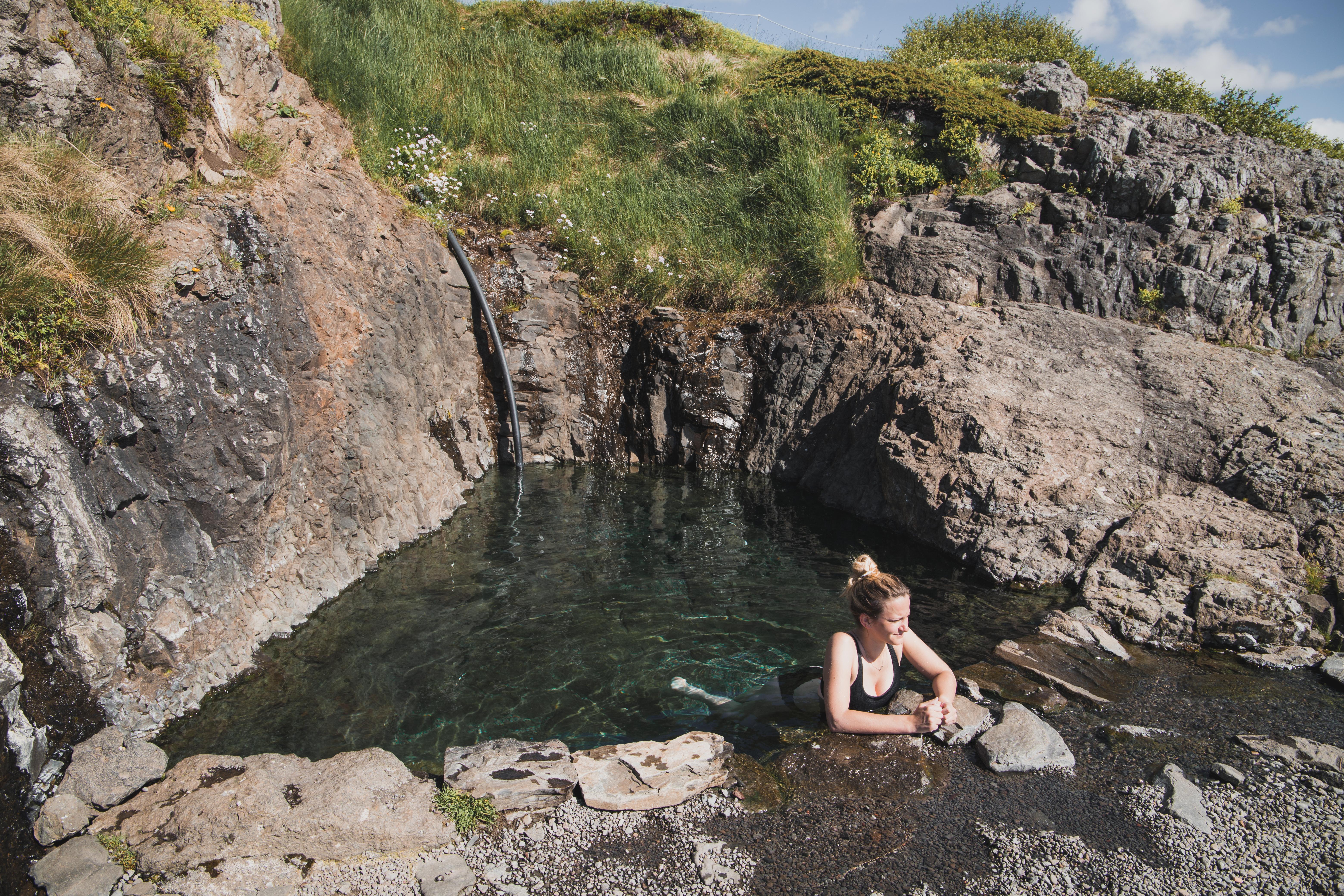 Islande | Les Fjords de l'Ouest et la péninsule du Snæfellsnes - Hellulaug