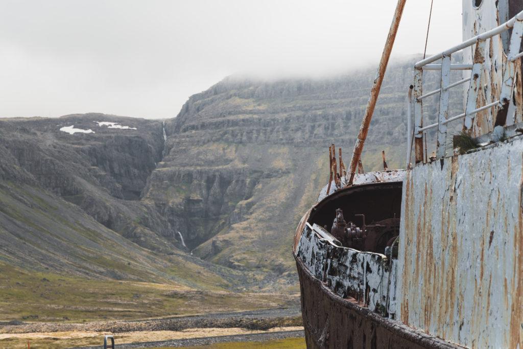 Islande | Les Fjords de l'Ouest et la péninsule du Snæfellsnes - Garðar BA 64