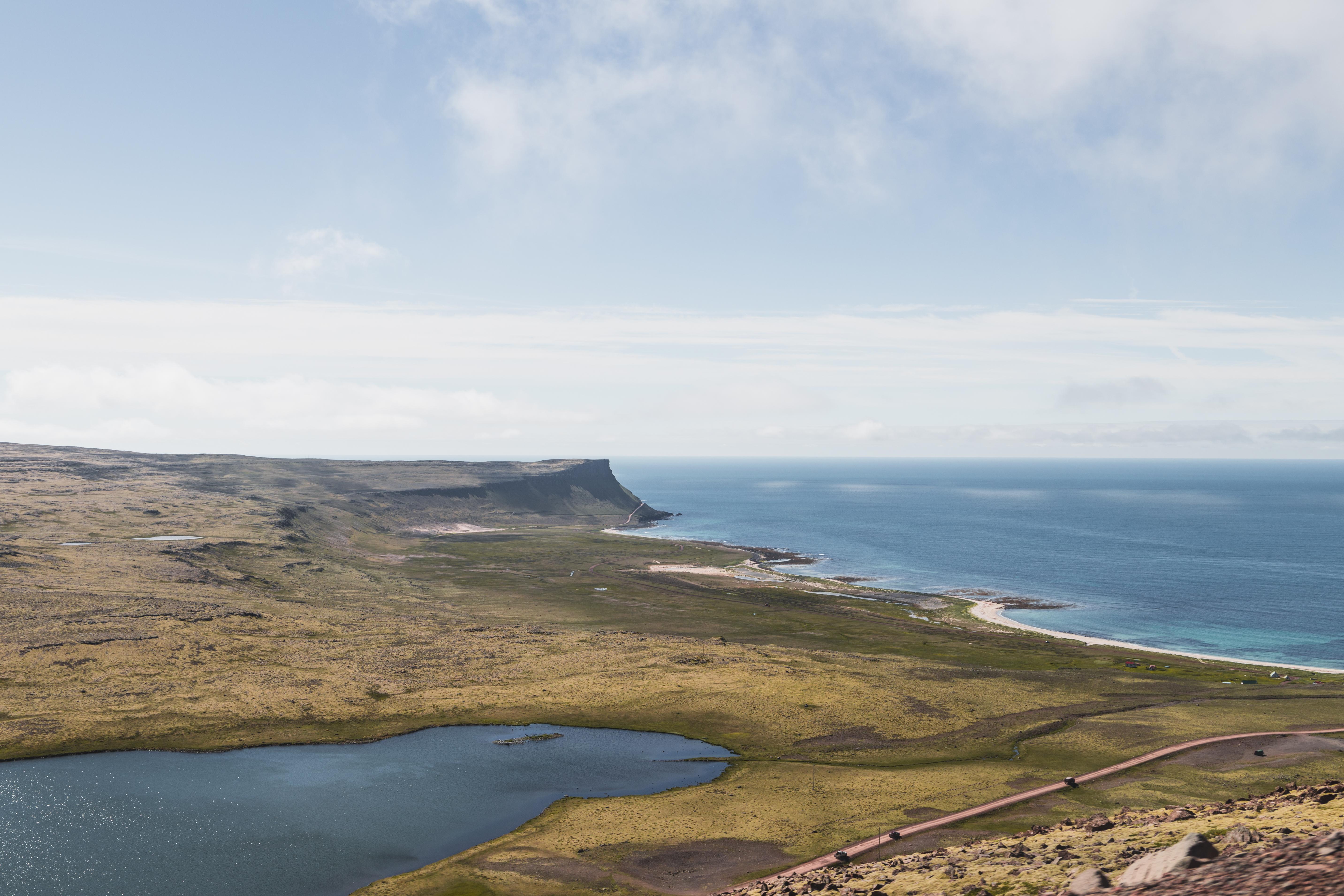 Islande | Les Fjords de l'Ouest et la péninsule du Snæfellsnes - Breiðavík