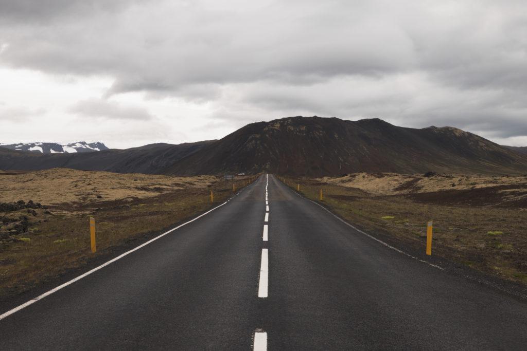 Islande | La péninsule du Snæfellsness - Berserkjahraun