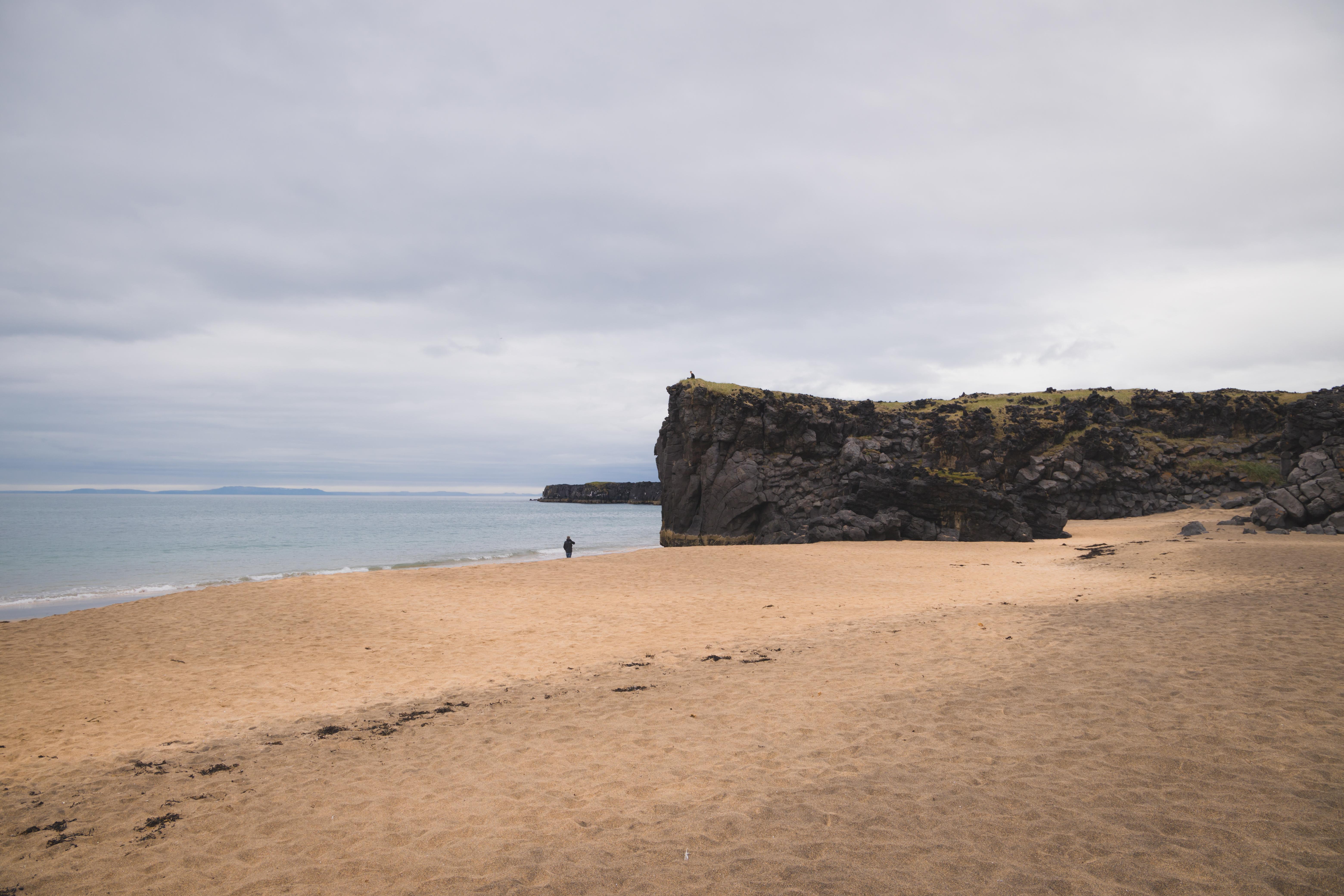 Islande | La péninsule du Snæfellsness - Skarðsvík
