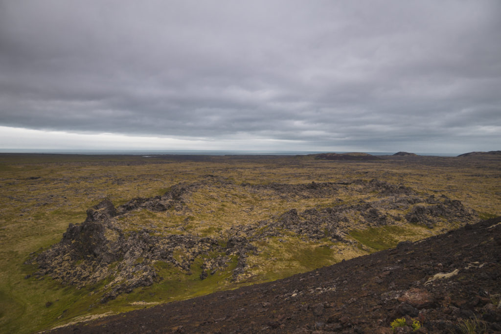 Islande | La péninsule du Snæfellsness - Saxhöll