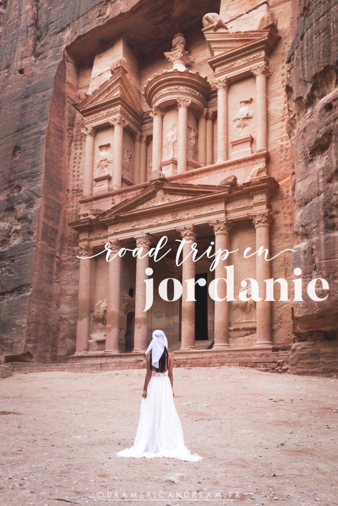 Préparer son road trip en Jordanie