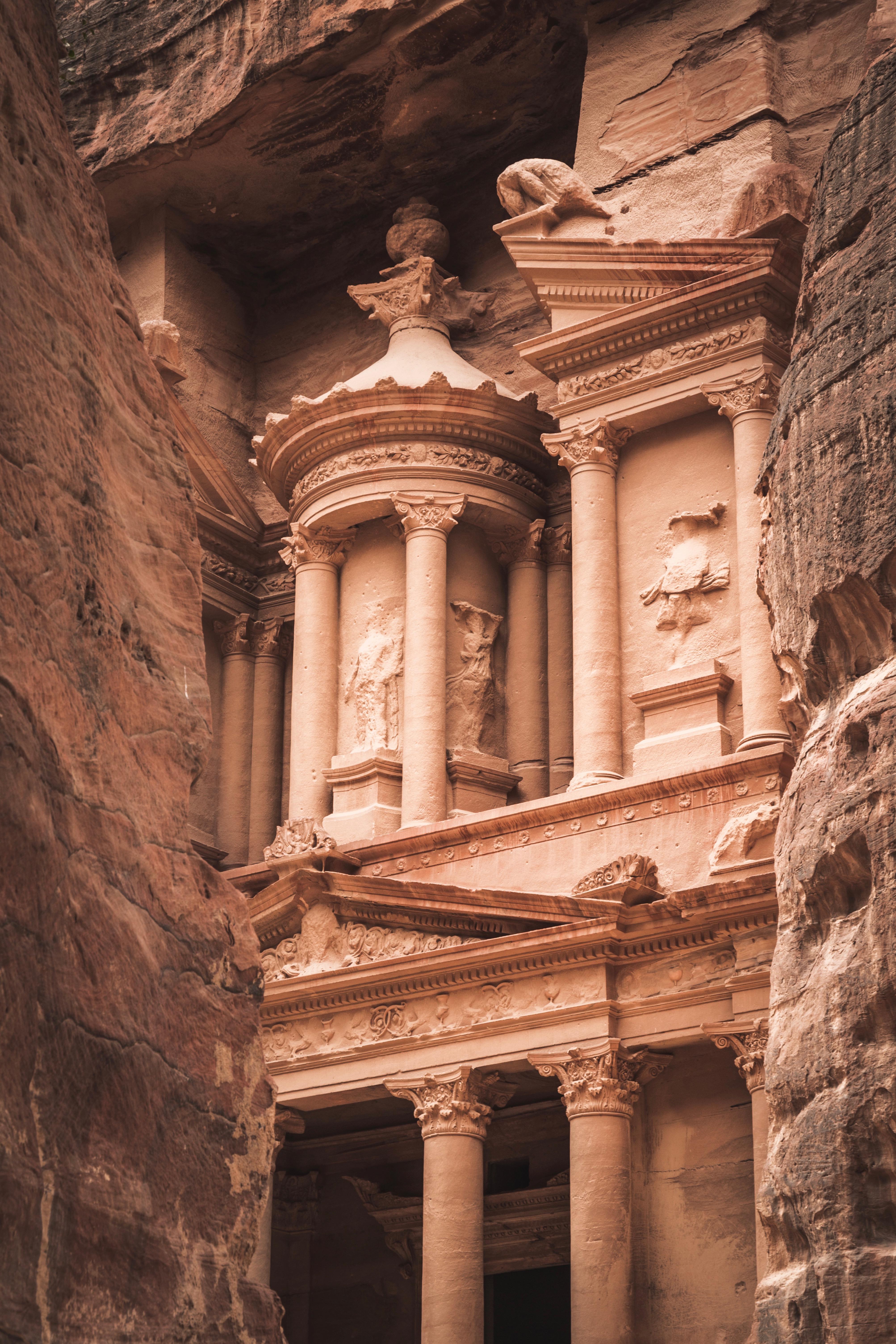 Le Trésor de Pétra - Préparer son road trip en Jordanie