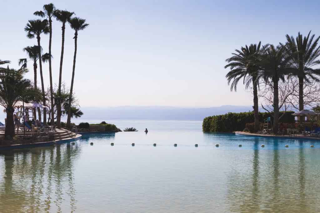 Mövenpick Resort Dead Sea- Préparer son road trip en Jordanie