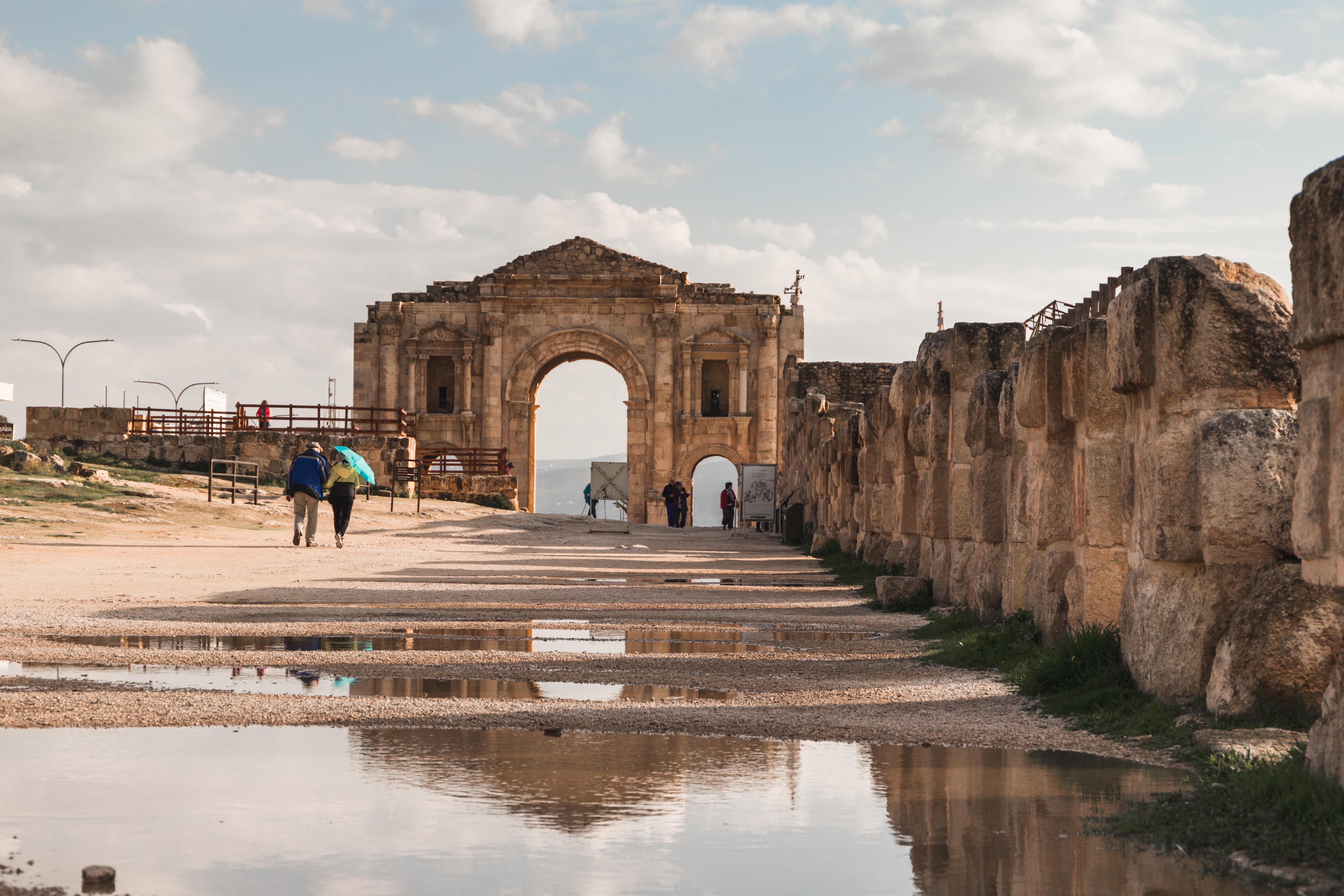 Jerash - Préparer son road trip en Jordanie