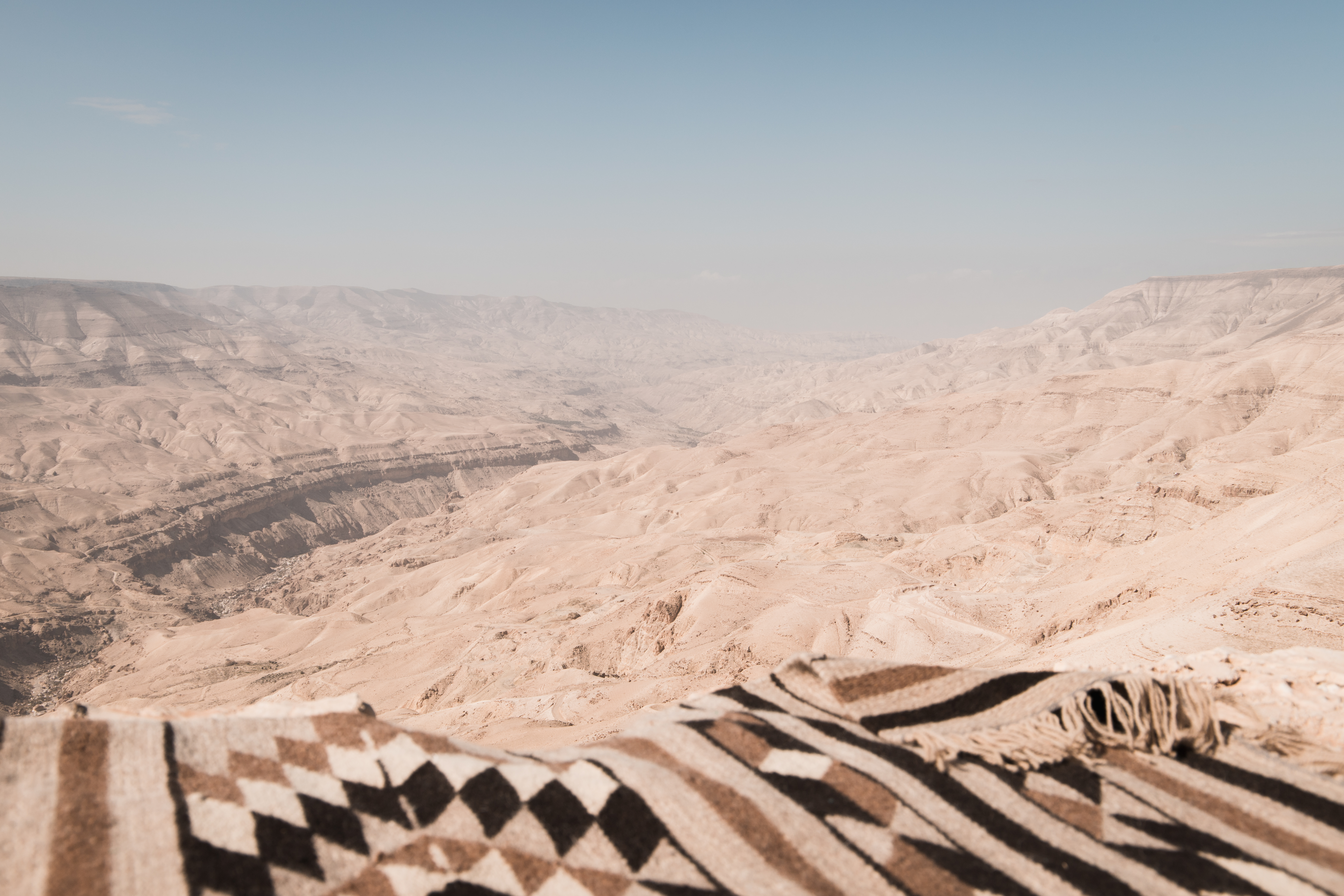 Wadi Mujib - Préparer son road trip en Jordanie