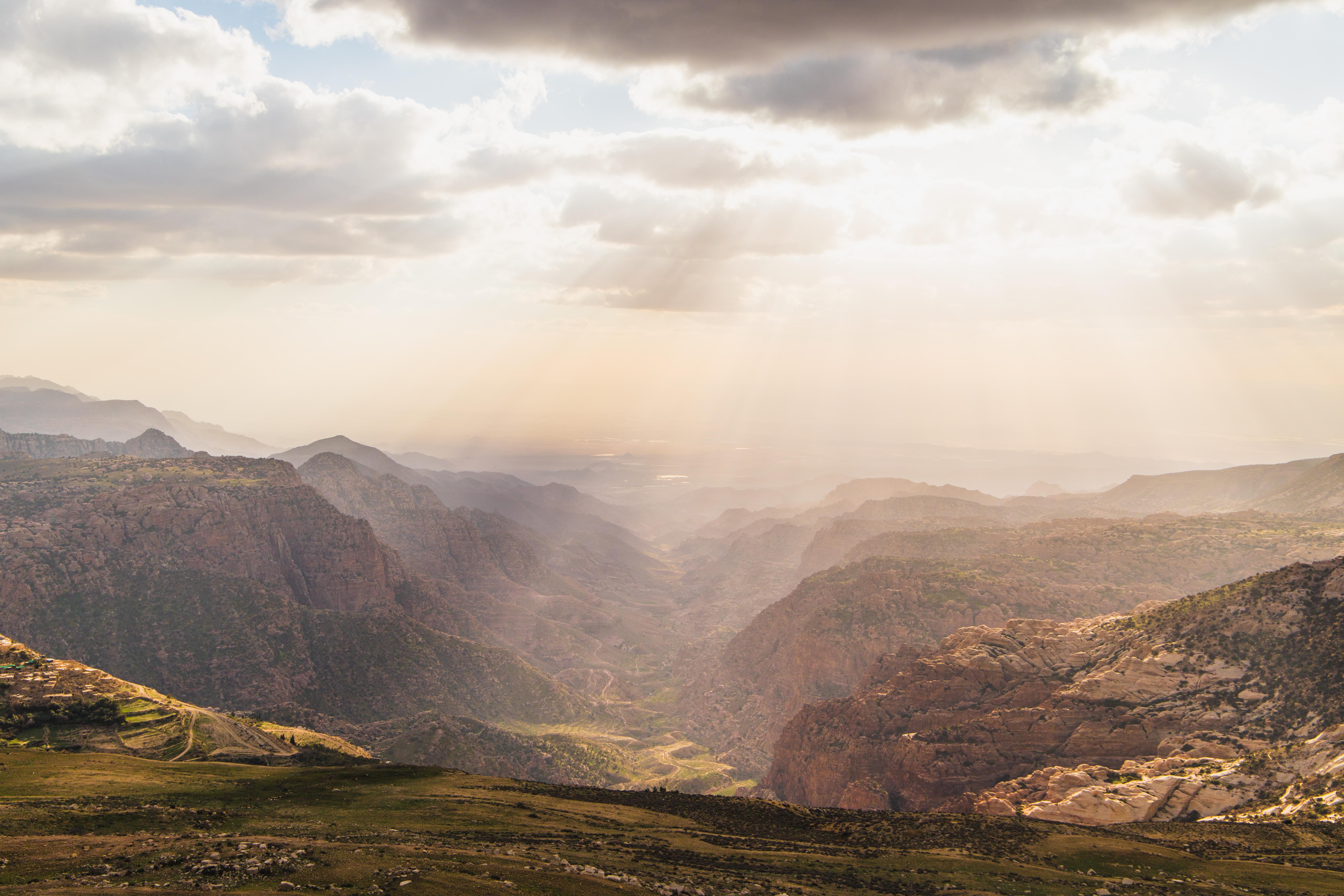 Réserve de Dana - Préparer son road trip en Jordanie