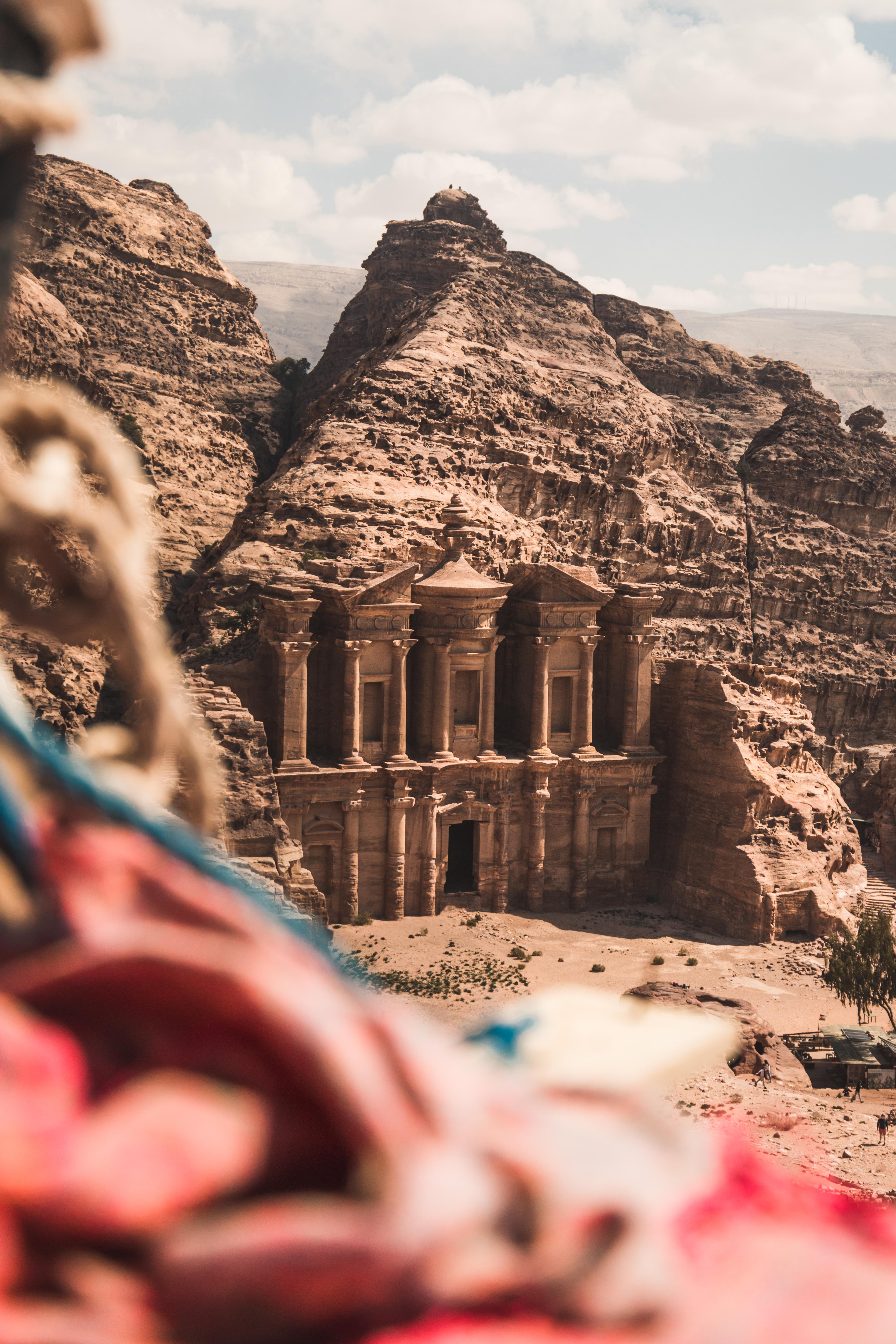 Pétra - Préparer son road trip en Jordanie