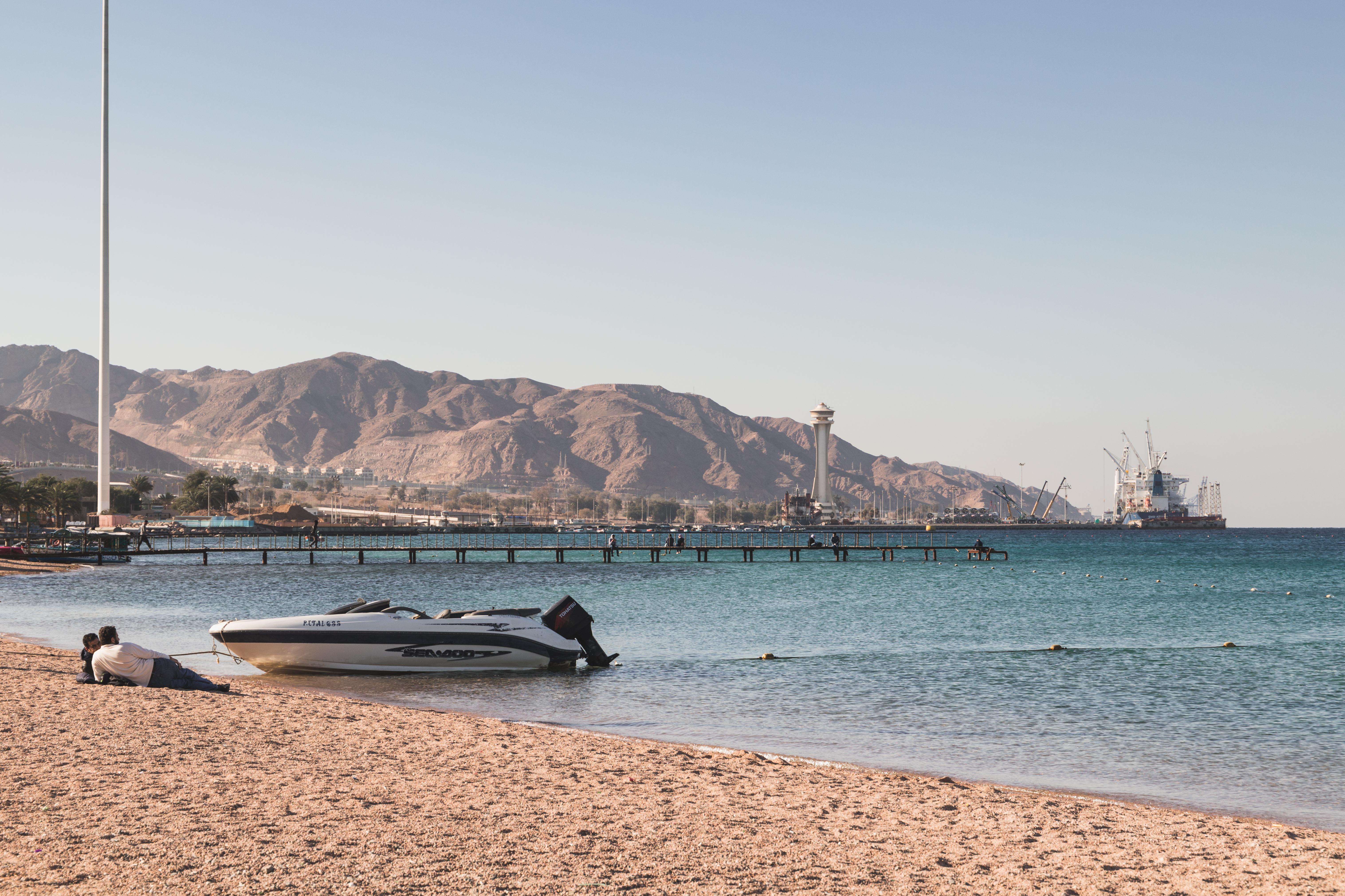 Aqaba - Préparer son road trip en Jordanie