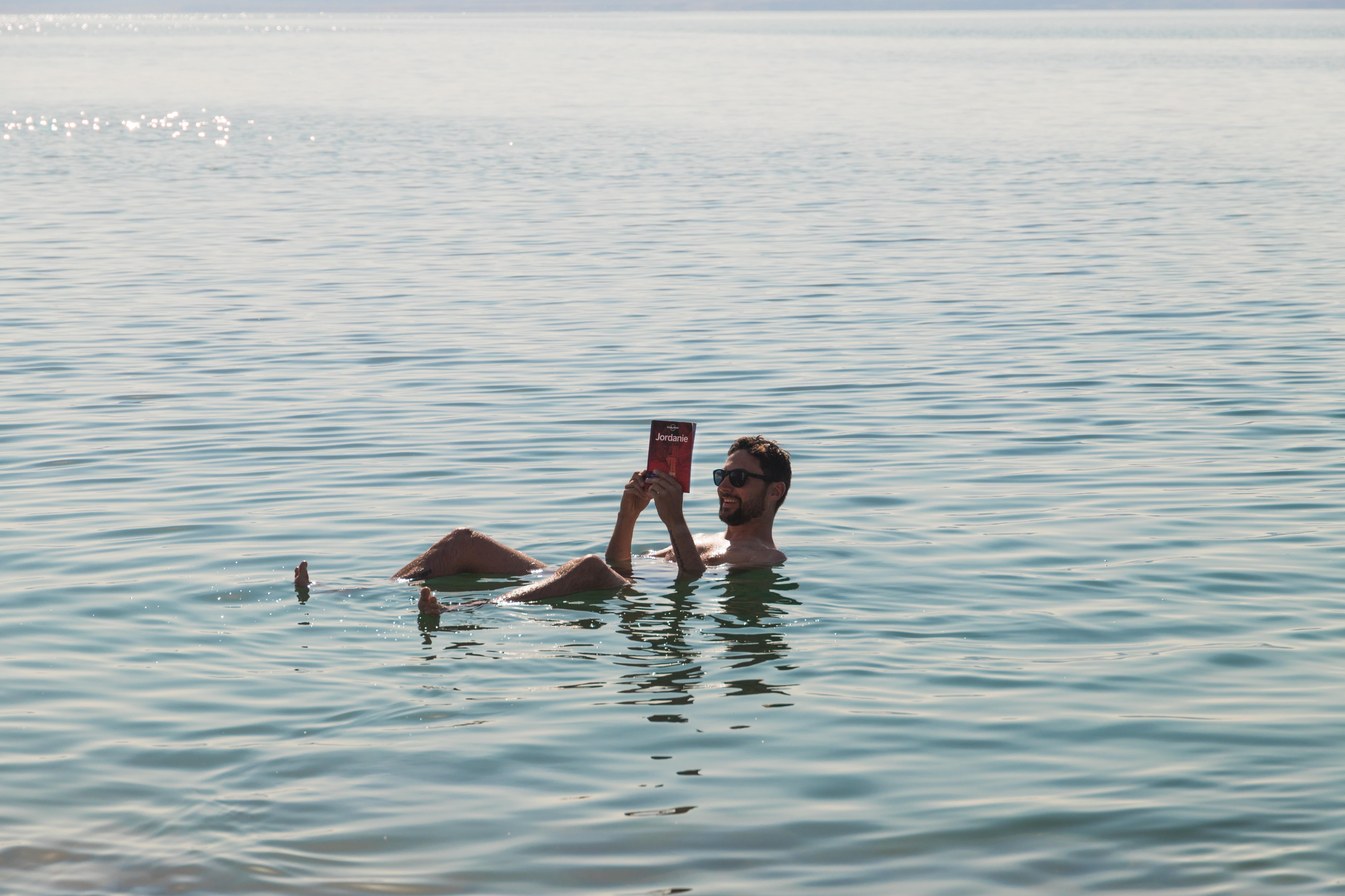 Mer Morte - Préparer son road trip en Jordanie