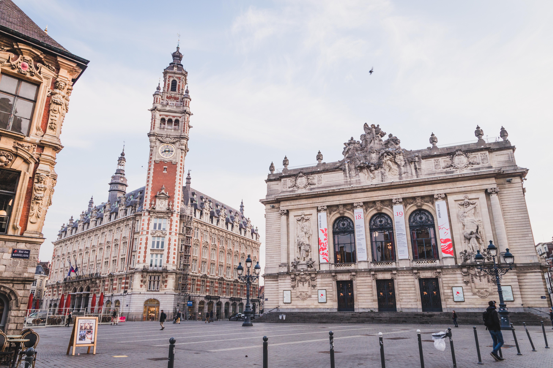 WAT19 | Echappée sportive à Lille