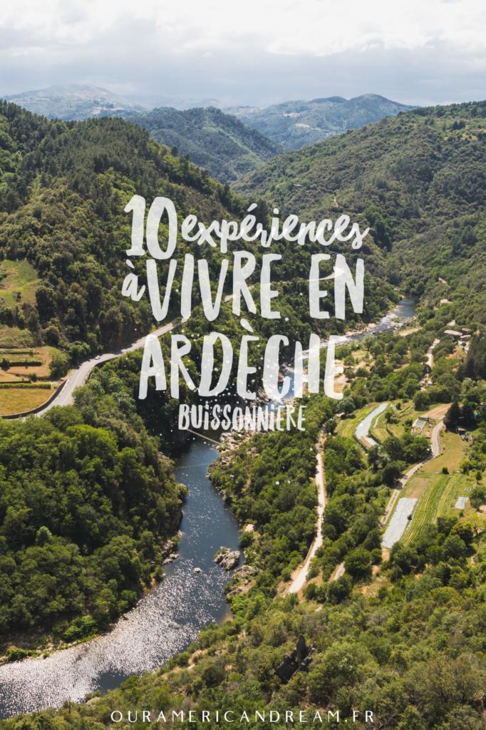 France | 10 expériences à vivre en Ardèche Buissonnière