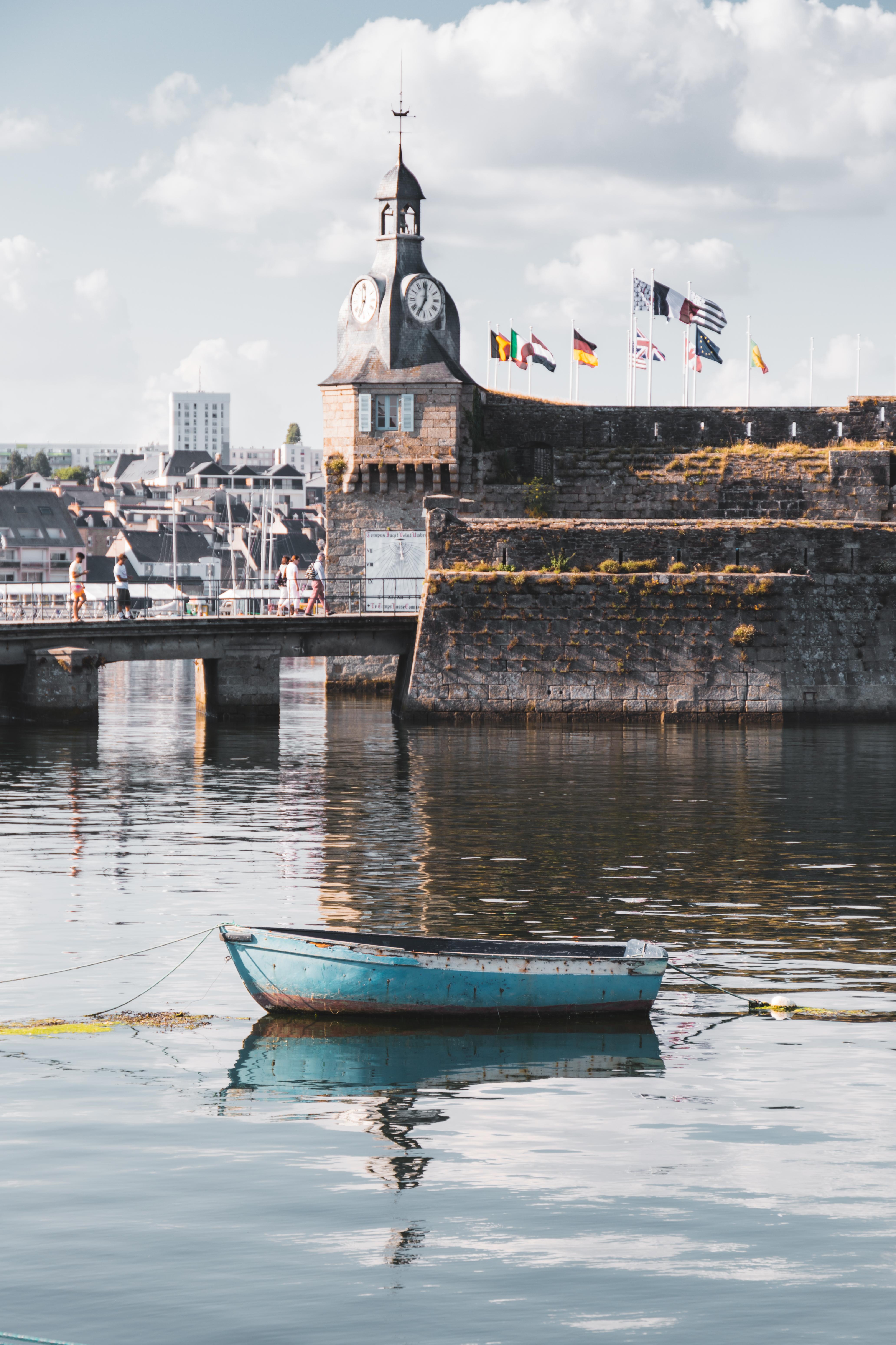 Bretagne | Une journée aux Glénan