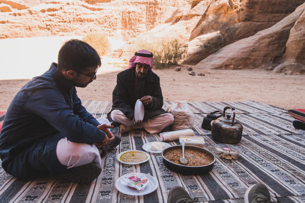 Jordanie | 2 jours & 2 nuits dans le désert de Wadi Rum