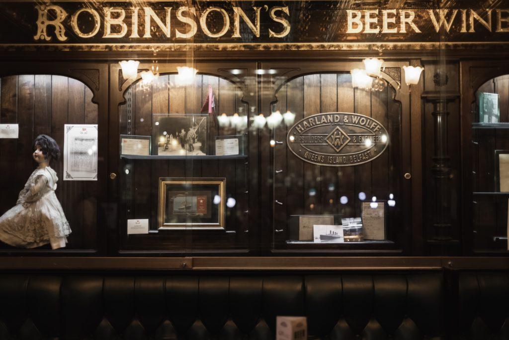 Meilleurs pubs de Belfast | Robinson's Bar