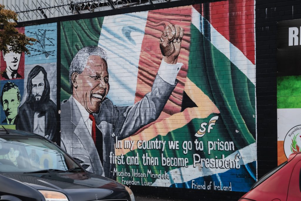Murs de la Paix Belfast